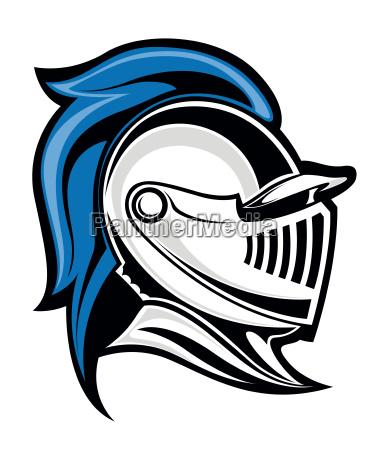 svaerd vaben hjelm kriger middelalderlig skjold