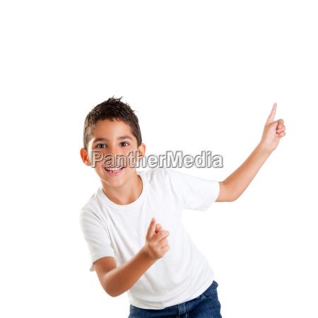 dancing glade born kid dreng med