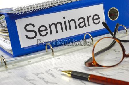 seminarer og traening