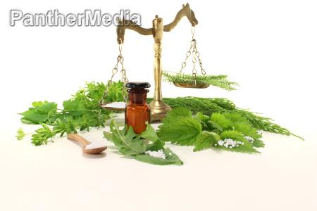 tilvejebringelse flaske homoopati medikament medicin laegemiddel
