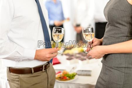 cheers for erhvervslivet vellykket samarbejde