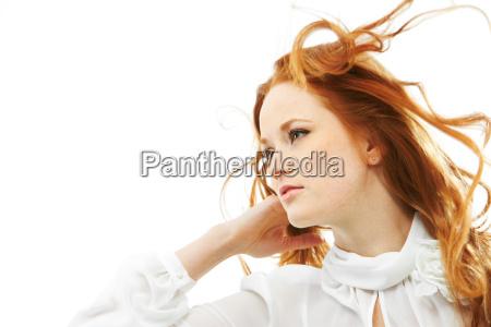 rodharet kvinde