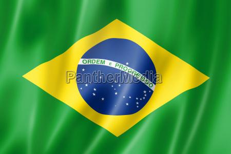 brasiliansk flag