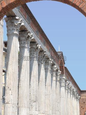 colonne di san lorenzo milan
