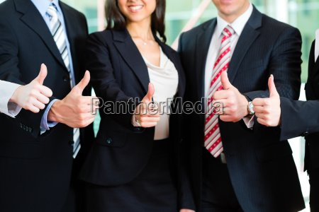 business en gruppe forretningsmaend i