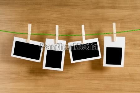designer koncept tomme fotorammer til