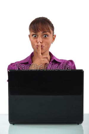 ojne afsloring forretningskvinde karriere kvinde pudsig