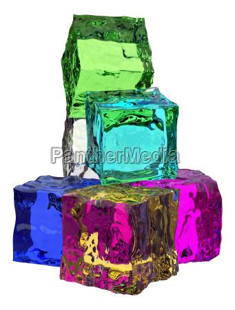 bla bolsjer farvede farverige farverig baggrund