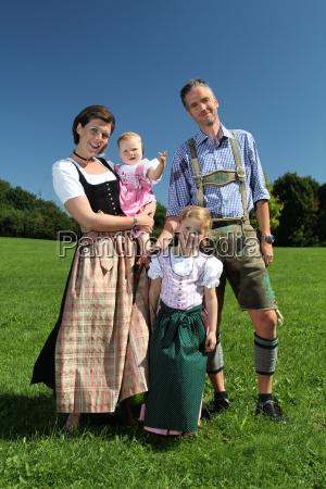 landmaend familie