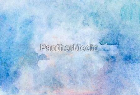akvarel lysebla beige tekstur