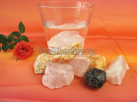 edelsteinwasser kaerlighed og harmoni