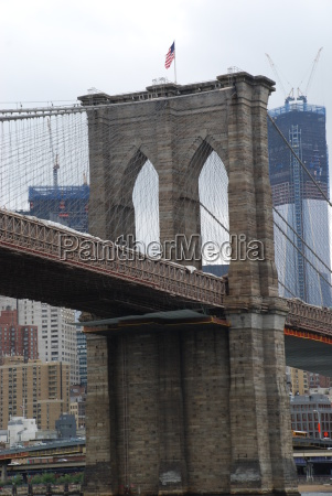 new york brooklyn bridge manhattan one