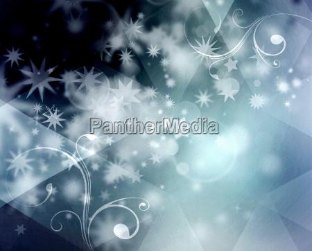 jul lys ornament