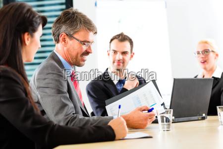 business mode af forretningsfolk