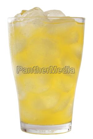 glas baeger drikkeglas appelsin drikkevarer drikke