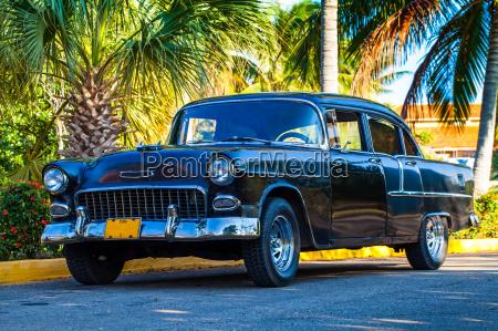 amerikanske klassiske biler i cuba
