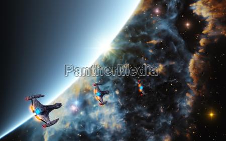 univers kloden jorden stjerner astronomi lys