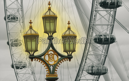 lantern in london