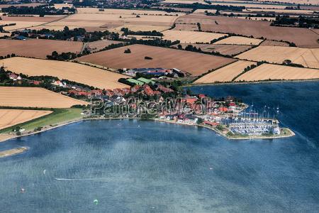 lemkenhafen aerial view