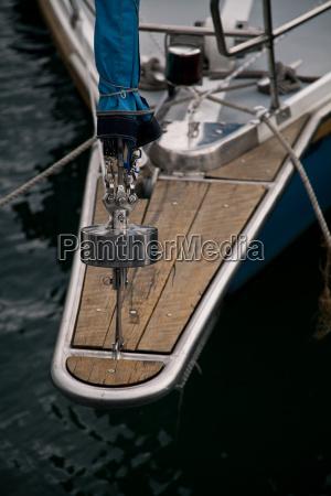 sejle sejl bak