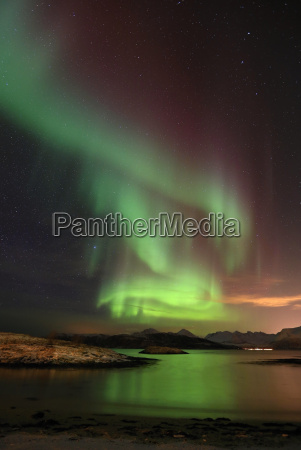 northern lights norge