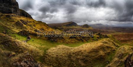 skotland hojland