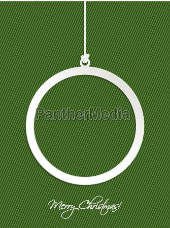 stribet, grøn, jul, lykønskningskort - 10222827