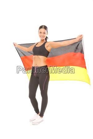 fussballfan for germany