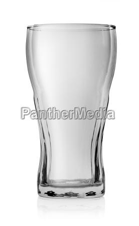 glas baeger drikkeglas fritlagt closeup elegance
