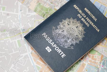 brasiliansk pas