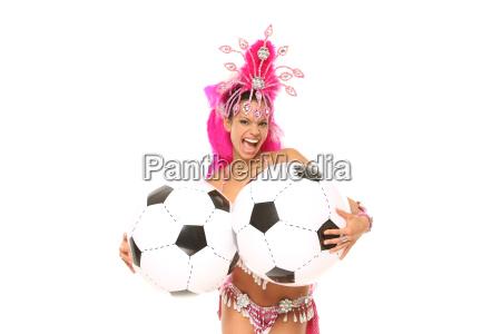 brazilian woman