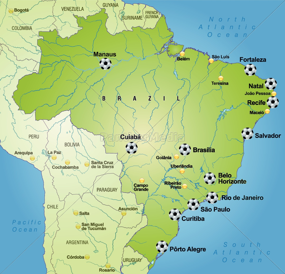 Download Brasilien Kort Garmin Charritestycent Tk