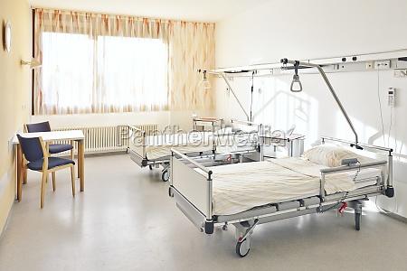 hospitalsseng dobbelt