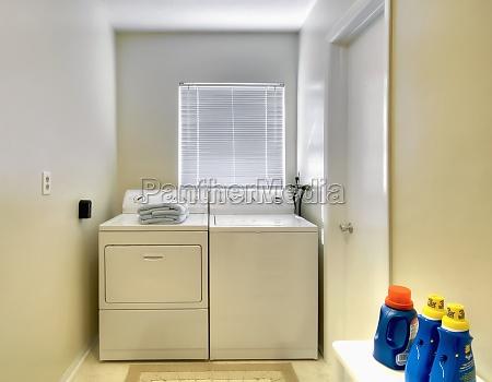 hvid vaskerum i traditionelle hjem