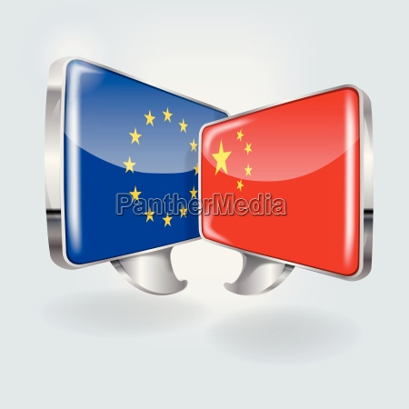 bubbles with europe and china