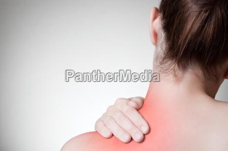 smerte ryg smerter skulder armhule rygsojlen