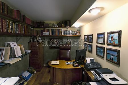 interior af udovende home office laguna