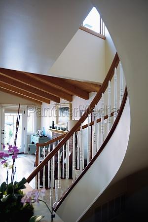 trappe trapper hus bygning arkitektonisk trae