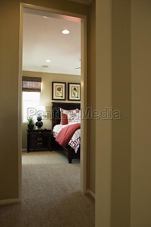 hus bygning vindue seng maleri usa