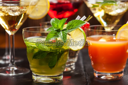 fest cocktails og longdrinks til sommer