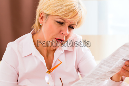 senior laesning med presbyopi pakke indsaette