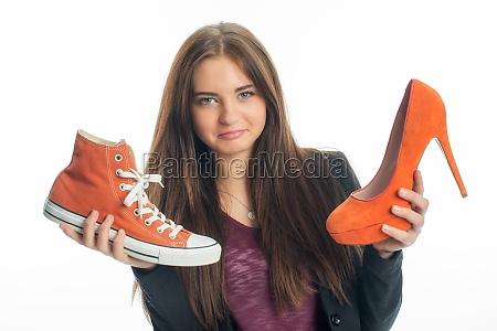 sneakers eller hoje haele