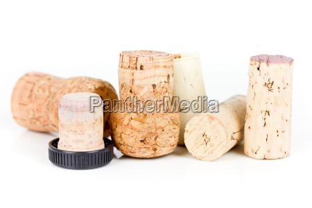 forskellige corks