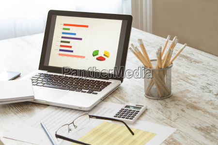 analyserer grafik