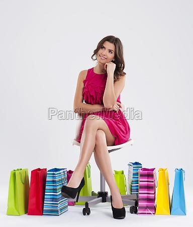 drommer smukke shopper