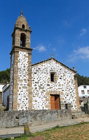 tarn kirke beromt sten spanien kyst