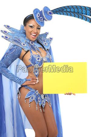 brazilian dancer