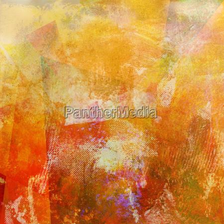 maleri tekstur sommer farve