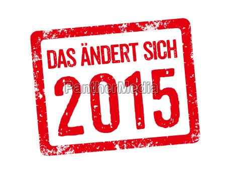 red stamp denne aendring i 2015