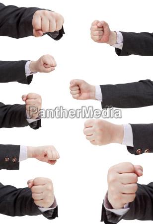 skilt signal gestus handbevaegelse mennesker folk